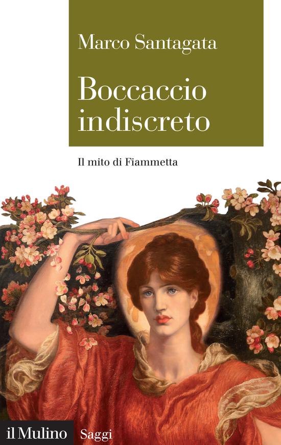Copertina del libro Boccaccio indiscreto