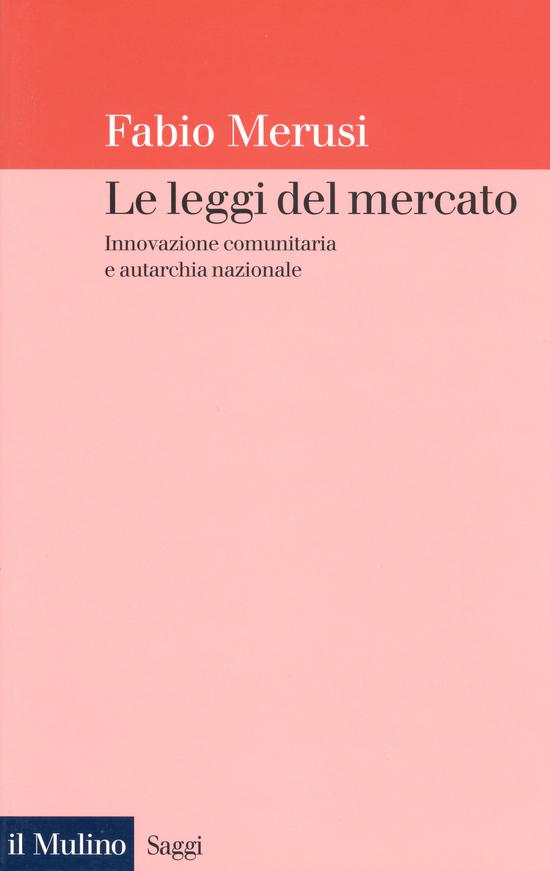Copertina del libro Le leggi del mercato